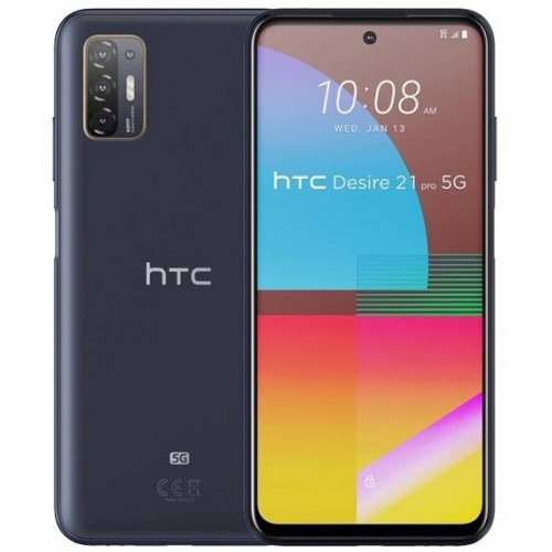 HTC Desire 21 Pro 5G Dual Sim 128 GB Blue DE