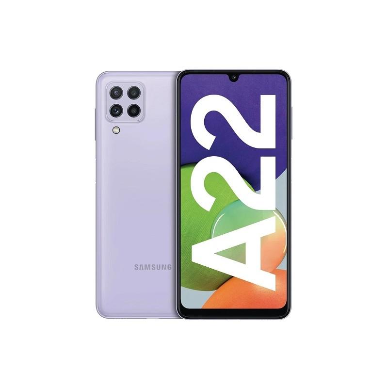 Samsung Galaxy A22 A225 Dual Sim 4GB RAM 128GB - Violet EU