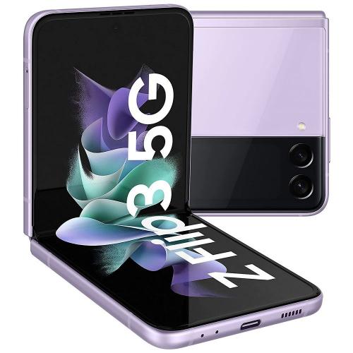 Samsung Galaxy Z Flip3 F711B 5G Dual Sim 8GB RAM 128GB - Lavender DE