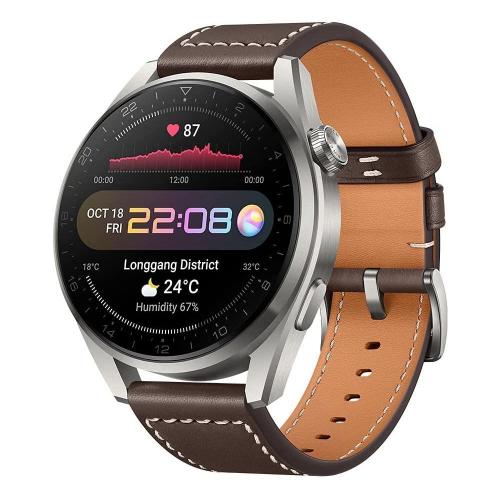 Watch Huawei Watch 3 Pro Classic 48mm - Titanium Grey - EU