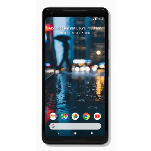 Google Pixel 2 XL 128GB Black/White DE