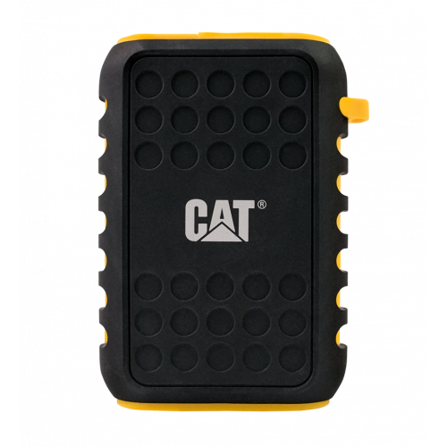 Caterpillar CAT Urban Rugged Power Bank 10.000mAh with LED Torch IP65 DE
